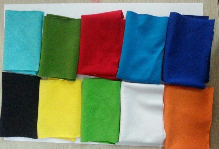 Tên các loại vải thun hiện nay
