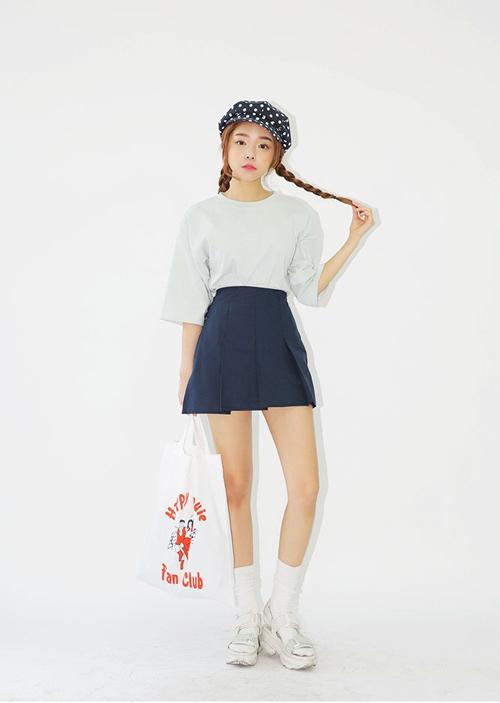 Chân váy mini