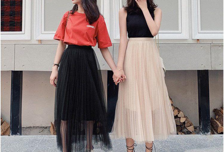 15 kiểu chân váy đẹp dành cho phái yếu hút hồn phái mạnh