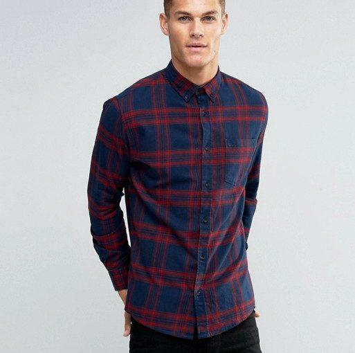 5 ý tưởng lựa chọn áo sơ mi flannel nam tuyệt đẹp