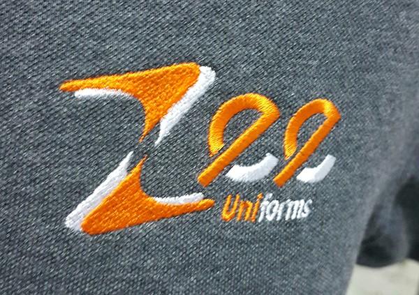 Cách thêu logo lên áo đơn giản dành cho bạn